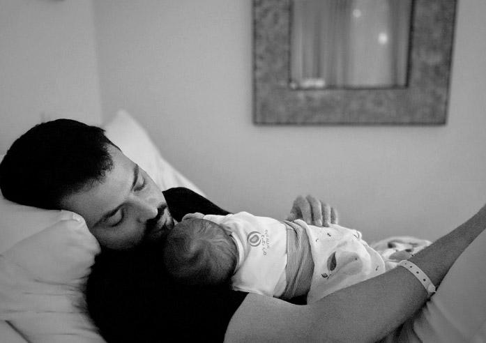 האבא שיצא לשתי חופשות לידה